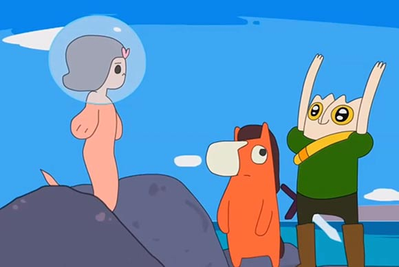 Is 'Legend of Lucky Pie' The Chinese Knock-Off of 'Adventure Time'?