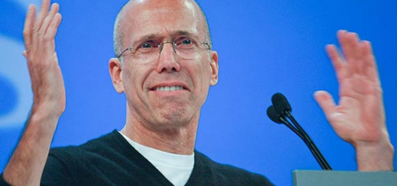 DreamWorks CEO Jeffrey Katzenberg. (Photo: drserg /Shutterstock.com)