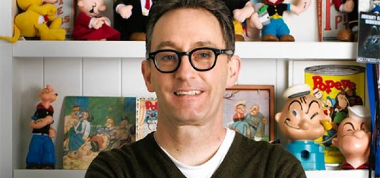 tom kenny voice of spongebob