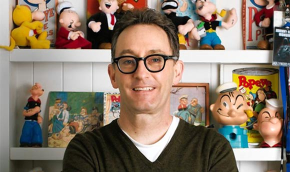 "Tom Kenny. (Photo: Jessica Sample/""The Wall Street Journal"")"