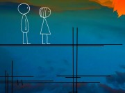 "Don Hertzfeldt's new short ""World of Tomorrow"" premieres this month at the Sundance Film Festival."