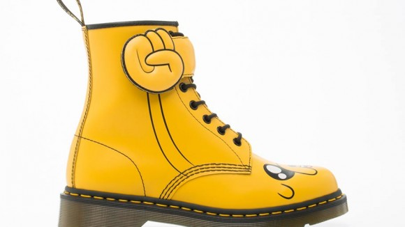 fashion styles cozy fresh super popular Dr. Martens x 'Adventure Time' Shoes
