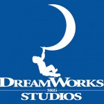 (DreamWorks Logo editorial illustration: boy silhouette via Shutterstock.com.)
