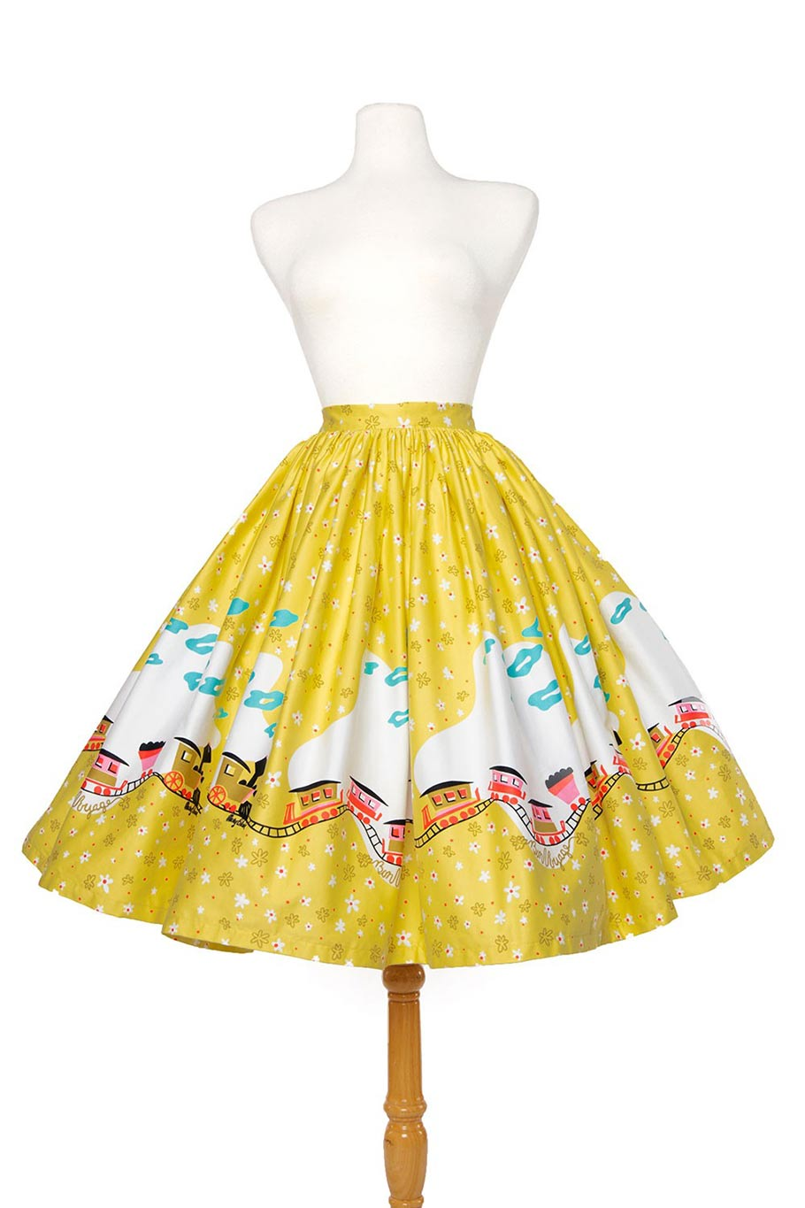 Pinup Girl Clothing Creates Magic of Mary Blair Collection