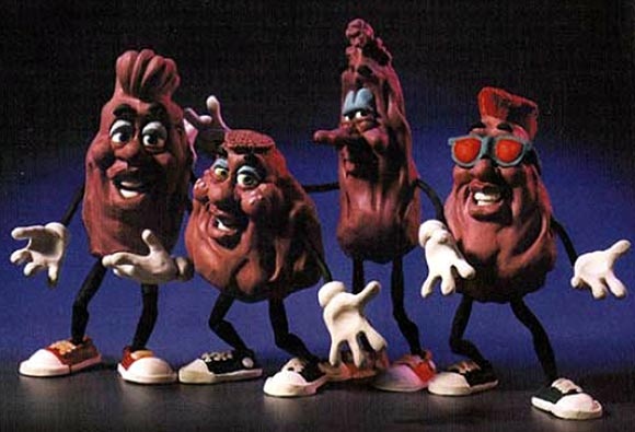 i think its a group of people wearing costumes - California Raisin Halloween Costume