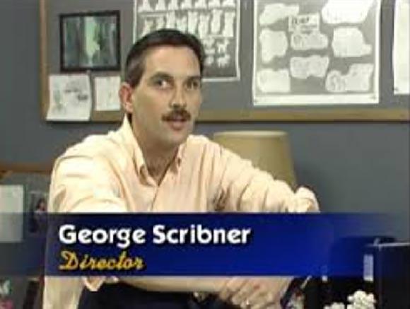 """""""Oliver & Company"""" director George Scribner."""