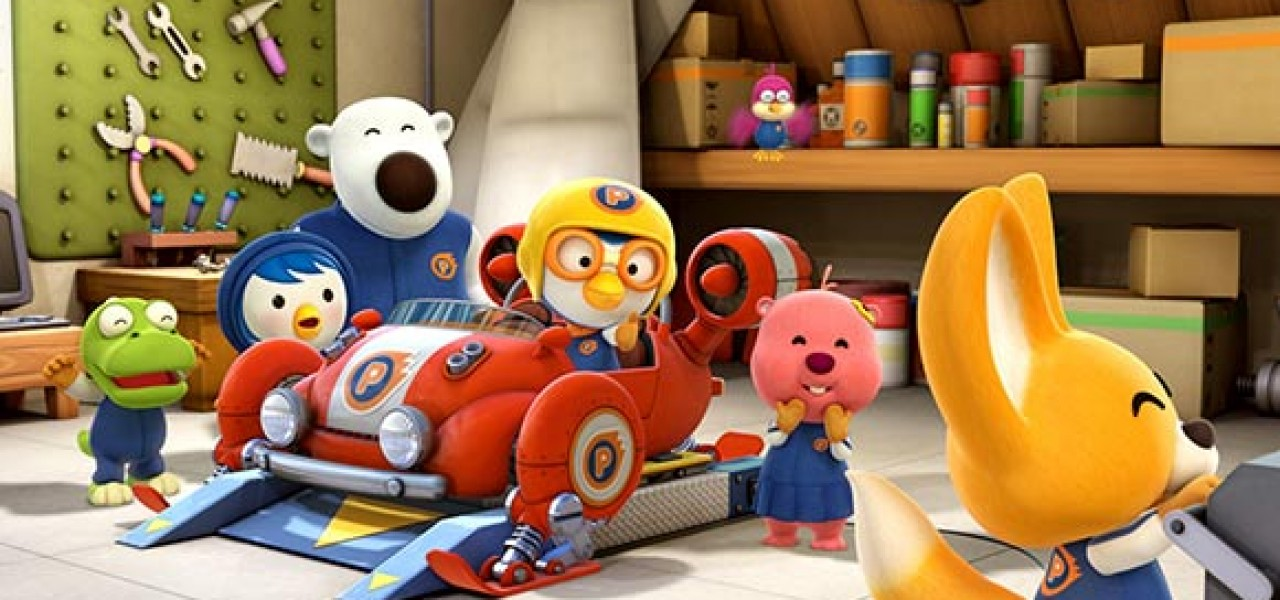 South Korean Government To Pump 338 Million Into Animation Industry
