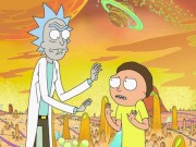 """Ricky and Morty."""