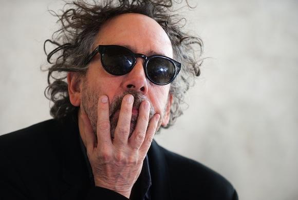 Tim Burton. (Photo: Yakub88/Shutterstock.com)