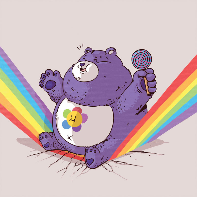 Care Bear (Click to enlarge.)