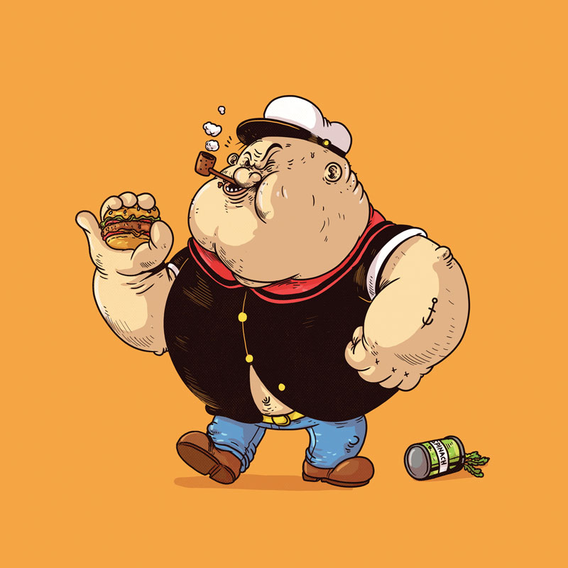 Popeye (Click to enlarge.)