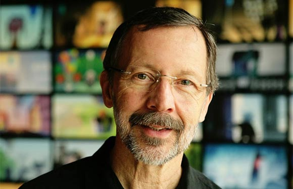 Ed Catmull, president of Pixar Animation Studios and Walt Disney Animation Studios, is one of the alleged cartel bosses in the wage-fixing scandal. (Photograph by Deborah Coleman, Pixar)