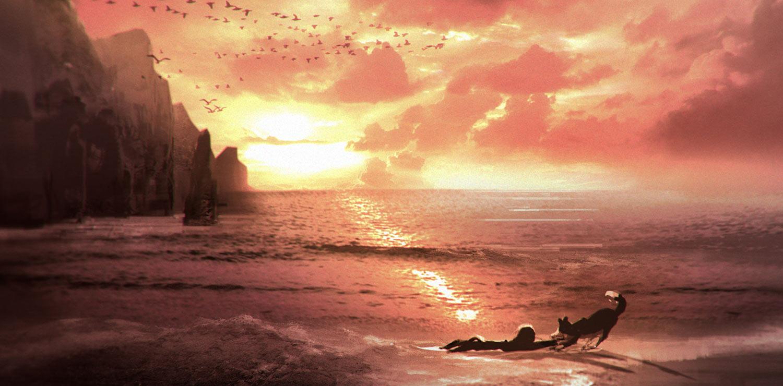 Image result for where is kensuke's kingdom set
