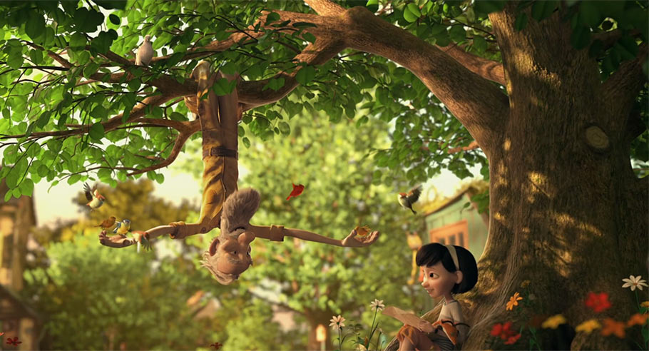 """""""The Little Prince."""" (Click to enlarge.)"""