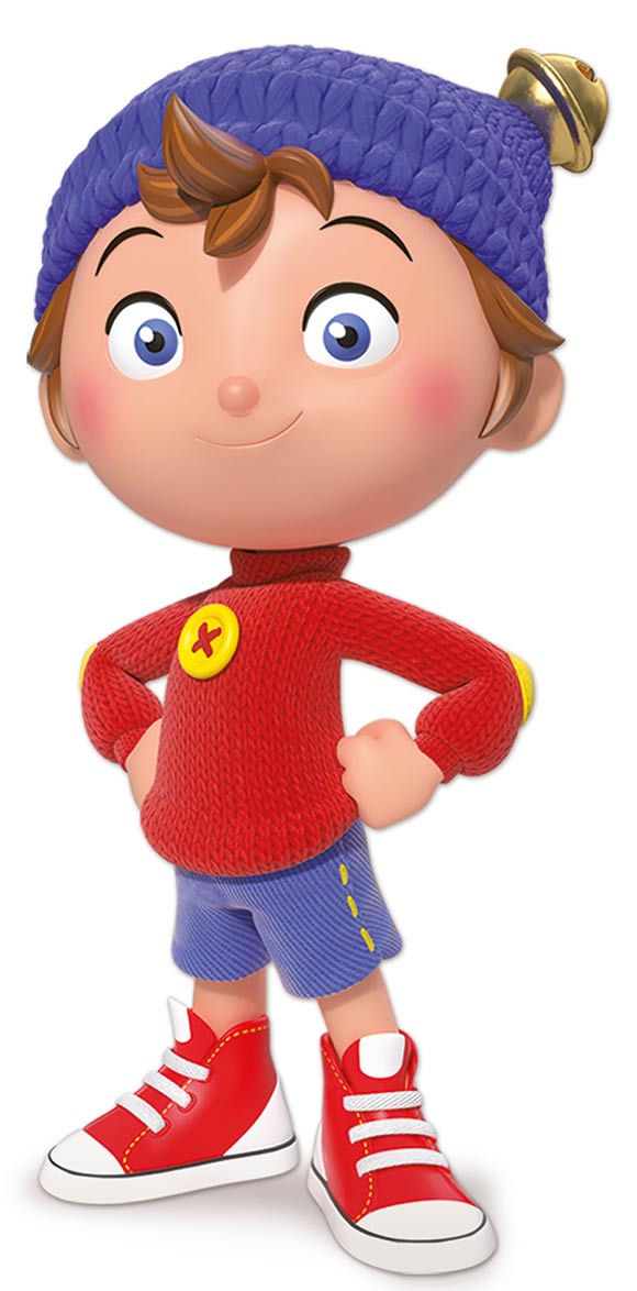 Noddy To Return In CG Series Noddy Toyland Detective