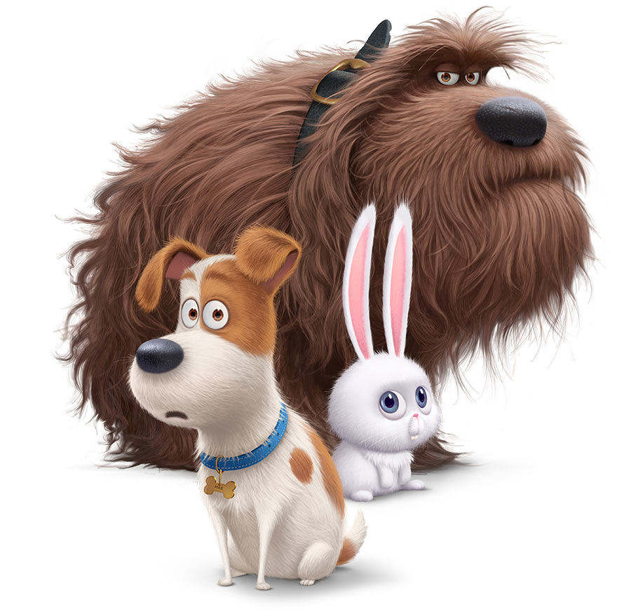 "Concept art from ""The Secret Life of Pets."" (Click to enlarge.)"