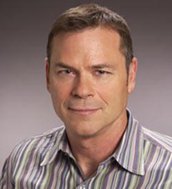 Russell Hicks.