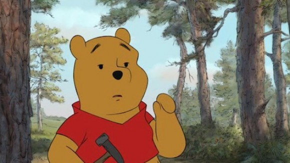Live Action Winnie The Pooh In The Works