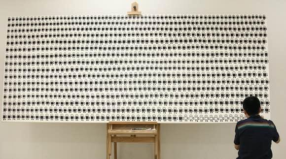 "Pictoplasma speaker Akinori Oishi is a self-declared ""drawaholic""."