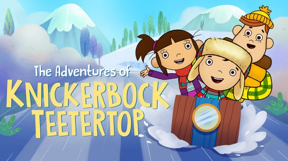 """The Adventures of Knickerbock Teetertop."" (Click to enlarge.)"