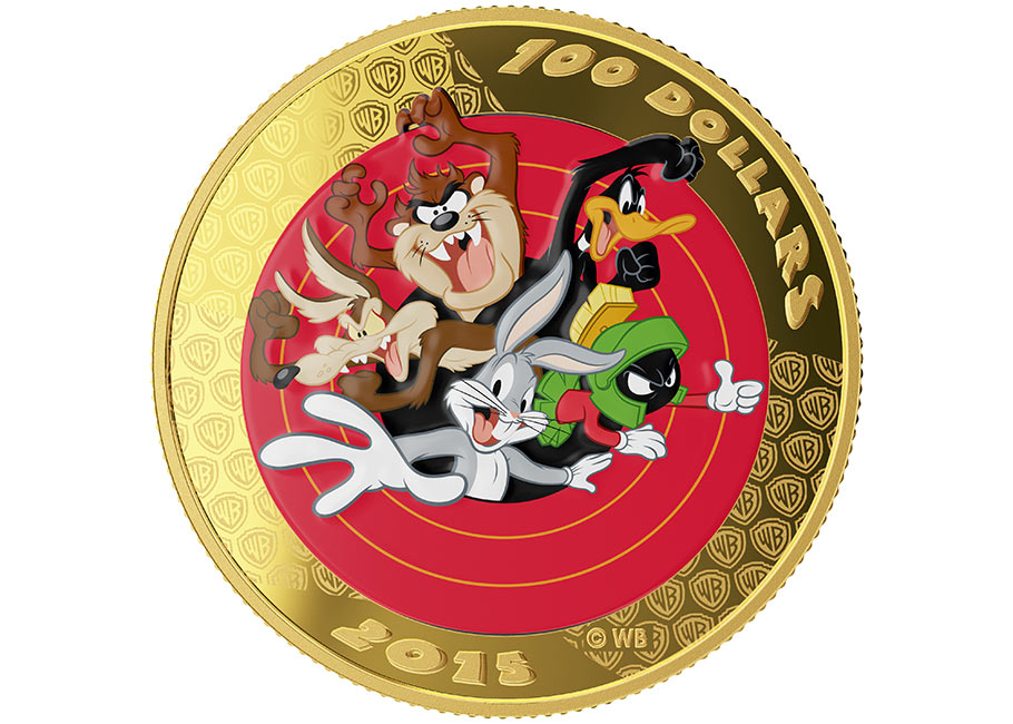 Royal Canadian Mint Releases Looney Tunes Collector Coins