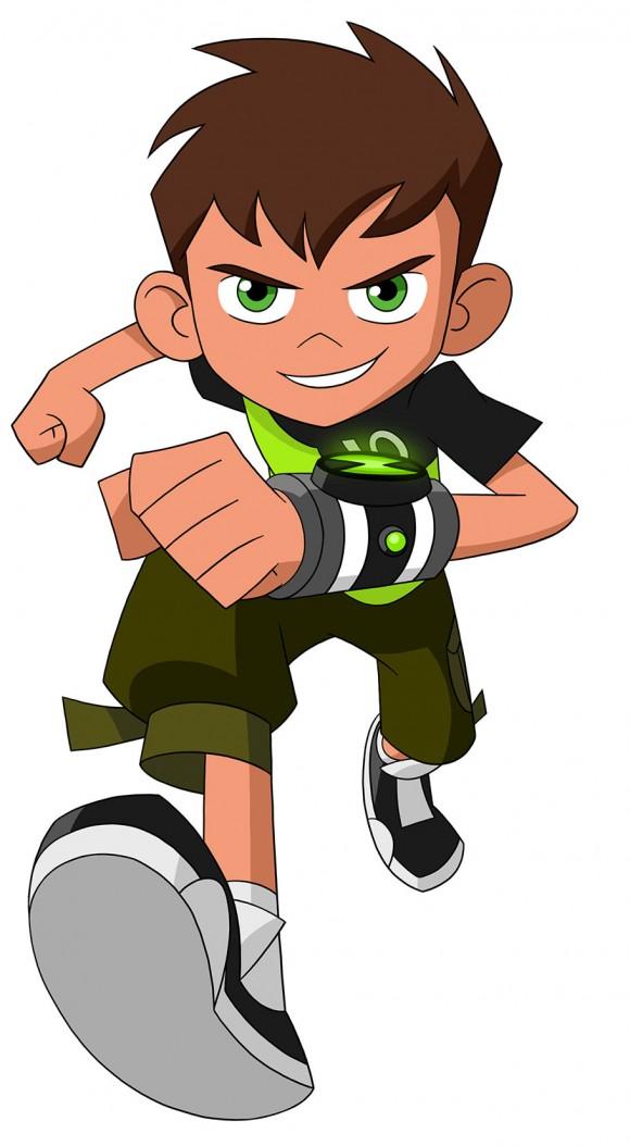 Ben Again Cartoon Network Reboots Ben 10