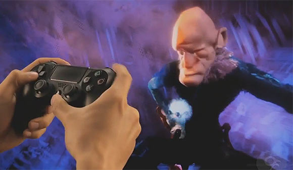 Sony PS4's 'Dreams' Redraws the Line Between Animation and