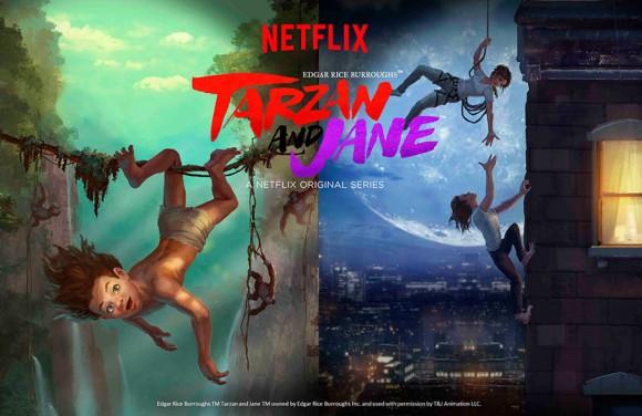 """Tarzan and Jane"""