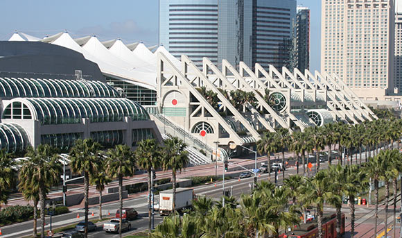 San Diego Comic-Con International is less than ten days away. (Photo: Christopher Penler/Shutterstock.com)