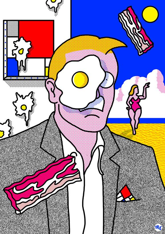 Artist of the Day: Baptiste Virot