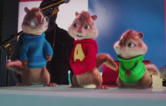 First Look: 'Alvin and the Chipmunks: The Road Chip' Trailer