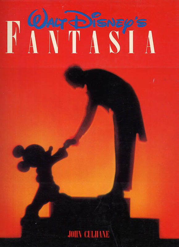 "John Culhane's seminal 1983 book on the making of Disney's ""Fantasia."""