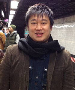David Kwok, founder of Tiny Island Productions.