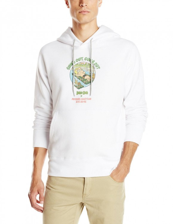 Richie Rich Hoodie by Michael Bastian. (Click to enlarge.)