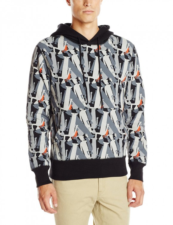 Where's Waldo Hoodie by Ernest Alexander. (Click to enlarge.)