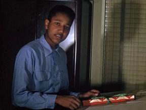 Floyd Norman, 1954.
