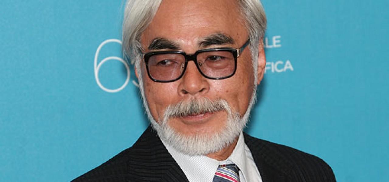 Hayao Miyazaki. (Photo: Denis Makarenko/Shutterstock.com)