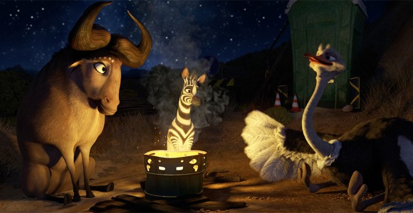 """The South African feature """"Khumba"""" was produced by Triggerfish. (Click to enlarge.)"""