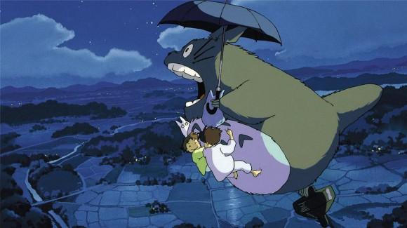 """""""My Neighbor Totoro."""""""