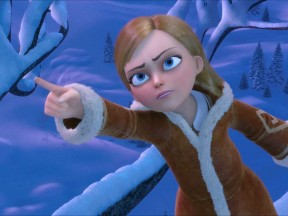 """""""The Snow Queen"""" will become the first Russian animated feature distributed in China. (Click to enlarge.)"""