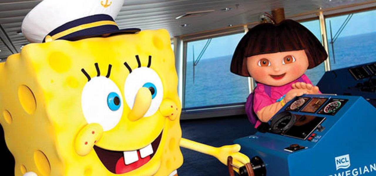 No More Cruises Spongebob - Nickelodeon cruise ships