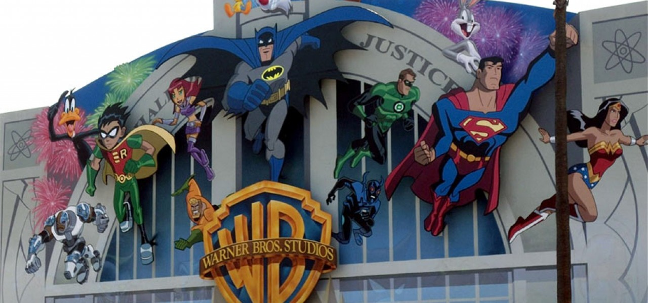 Warner Bros Tears Down Animation Mural On Burbank Lot