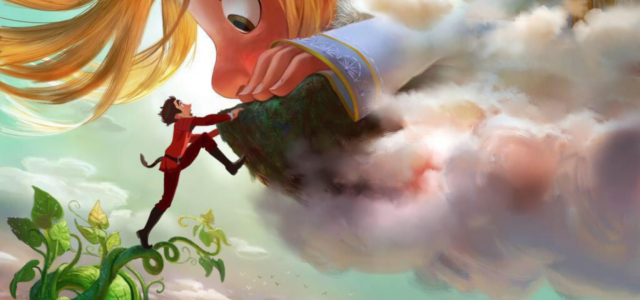 "Disney's ""Gigantic"" will be directed by Nathan Greno. (Click to enlarge. Photo: Disney.)"