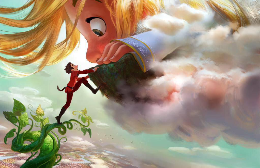 Disney Announces 'Gigantic,' Its Version of 'Jack and the Beanstalk'