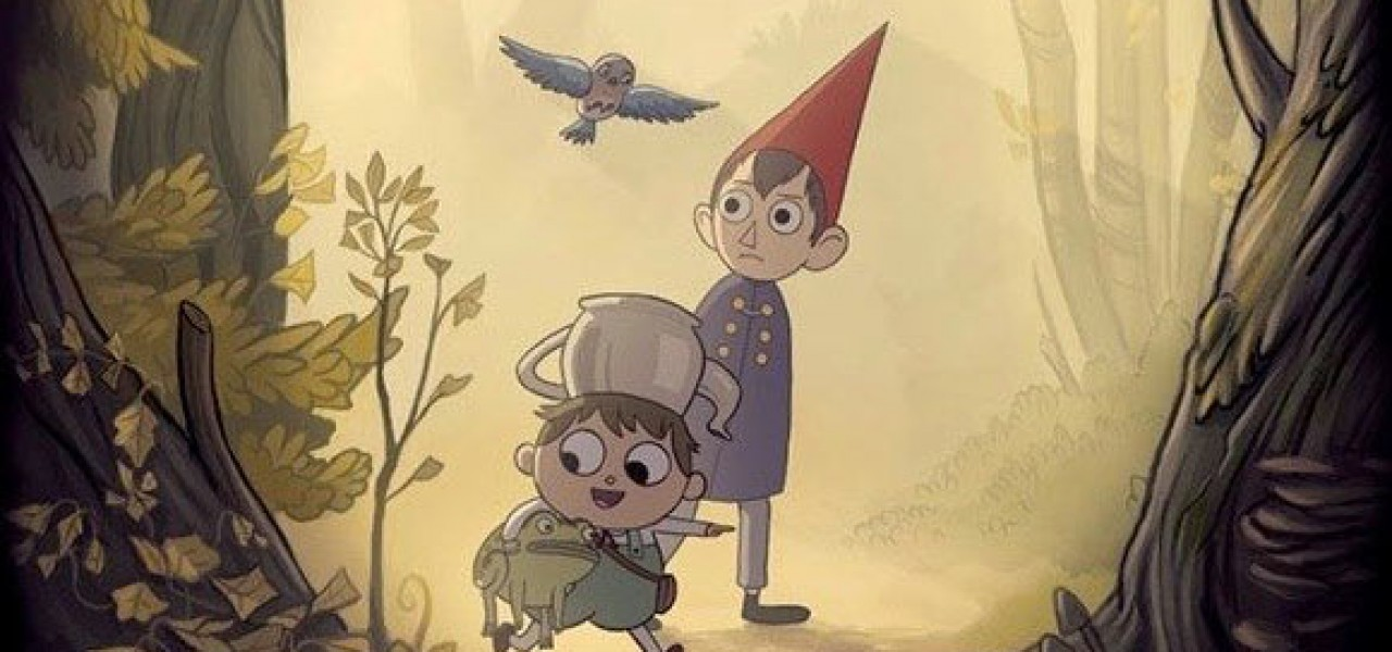 39 Over The Garden Wall 39 Dvd Bonus Features Announced
