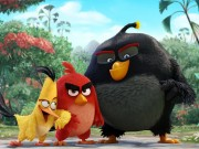 "Rovio hopes ""The Angry BIrds Movie"" (pictured above) will help turn the company's fortunes around."