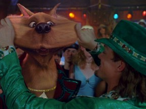 """Scooby-Doo as he appeared in the live-action/CG hybrid """"Scooby-Doo 2: Monsters Unleashed."""" (Click to enlarge.)"""