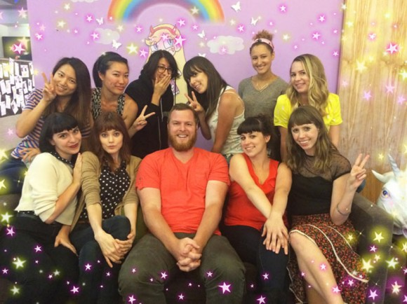 "The creative staff of Disney TV Animation's ""Star vs. the Forces of Evil"" shows the bigger role that women play in today's animation industry."