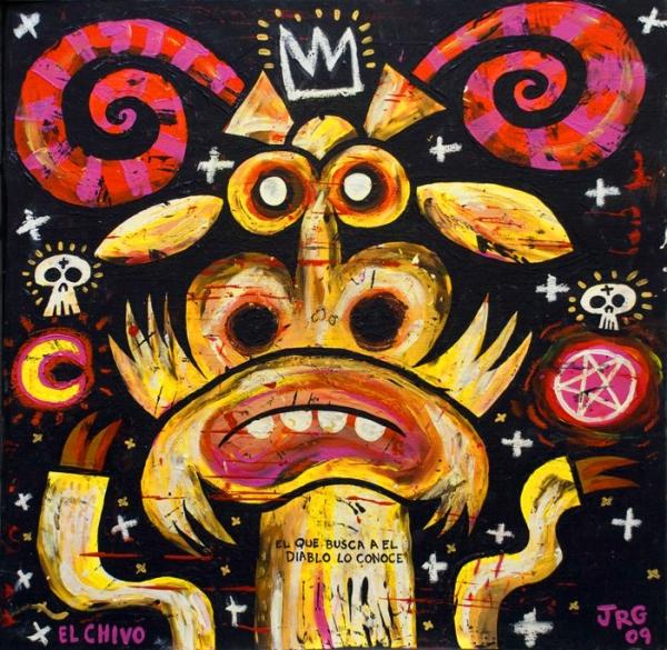 Artist of the Day: Jorge R. Gutierrez