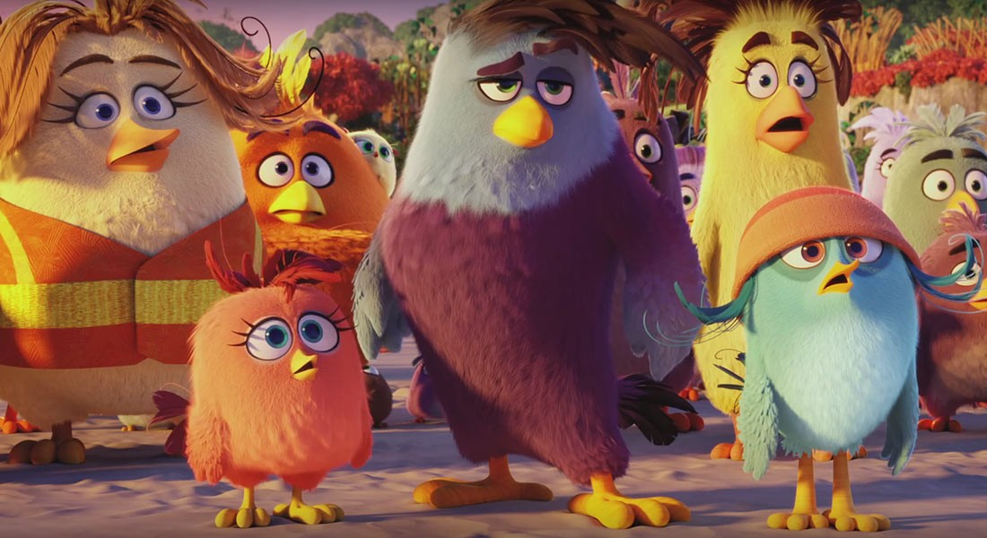 'The Angry Birds Movie' Teaser is Here and It's ...